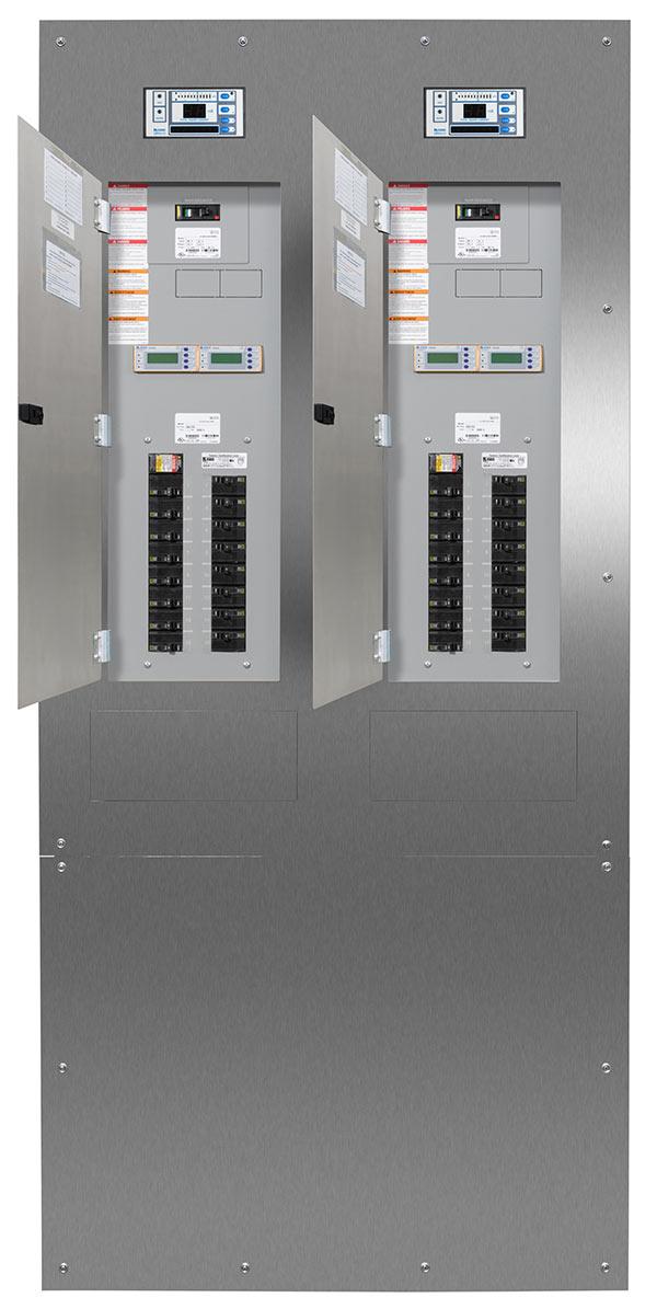 Tableros de aislamiento modulares sistema dúplex