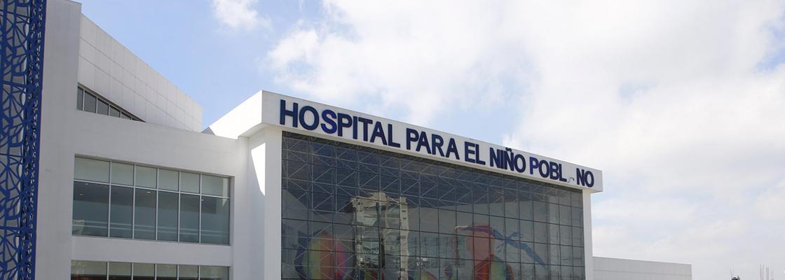 Hospital del Niño Poblano