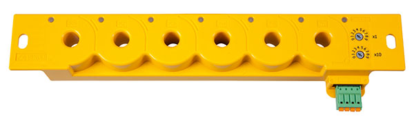 Monitor de corriente con toroidales LINETRAXX® RCMS150