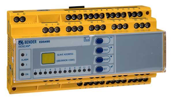 >Monitor de corriente LINETRAXX® RCMS490-L