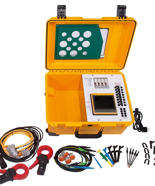 Analizador de redes portatil LINETRAXX® PEM735 portatil