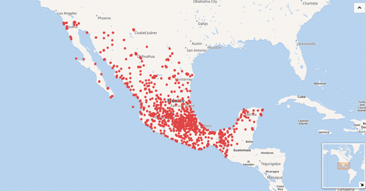 Hospitales en mexico grupo ORS