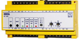 monitor del hilo piloto de tierra Grupo ORS