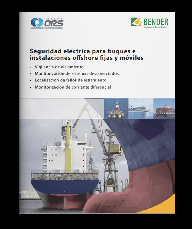 Seguridad electrica para buques e instalaciones offshore fijas y moviles