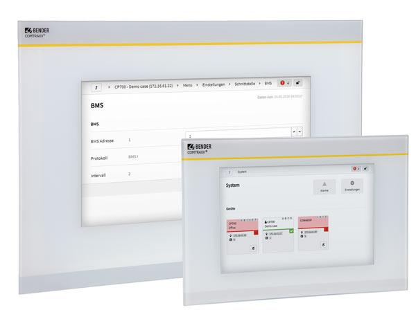 Panel de control y alarma para areas criticas de un hospital