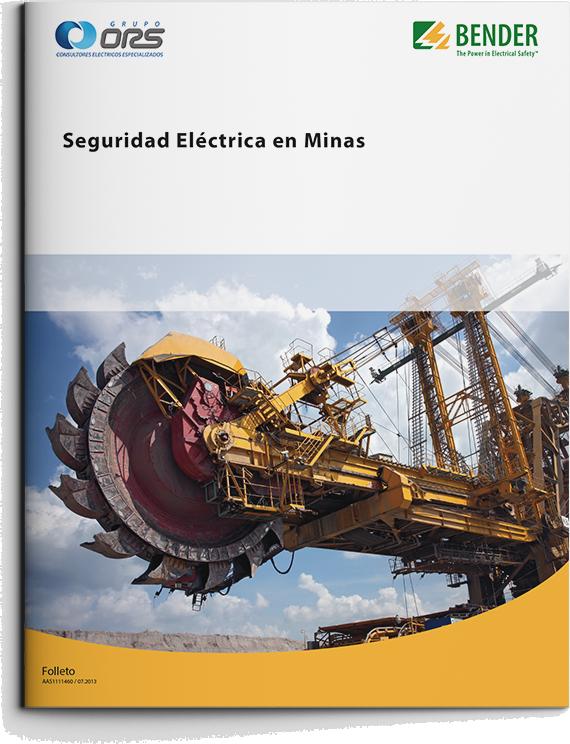 Soluciones en seguridad electrica para mineria grupo ors