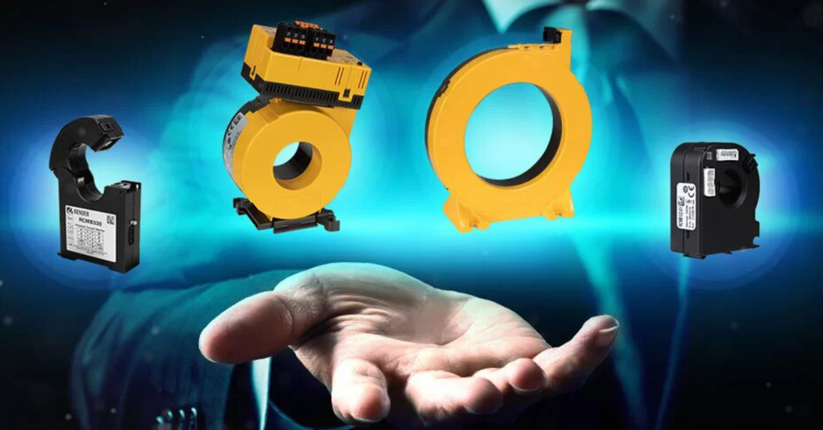 sensores electricos transformadores de medida bender sensor pro